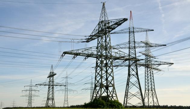 Украина в июле увеличила экспорт электроэнергии