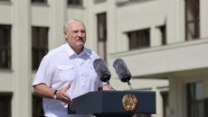 Лукашенко припугнул протестующих