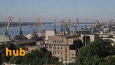 Херсонский морской порт вышел из состава «Укрпорта»