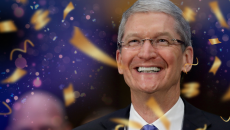 Глава Apple Тим Кук стал миллиардером