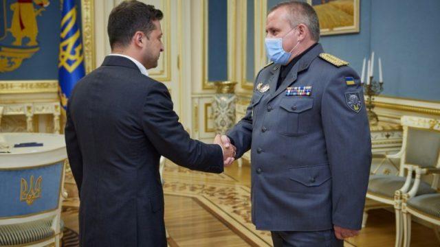 Зеленский сменил командование Сил специальных операций