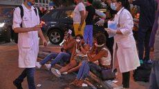 При взрыве в Бейруте пострадали украинцы