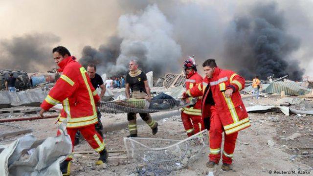 Интерпол разыскивает двух россиян по делу о взрывах в порту Бейрута
