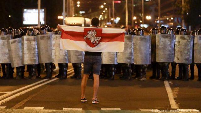 В Беларуси задержали более 100 человек