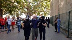 В Одессе националисты подрались с представителями ЛГБТ-сообщества