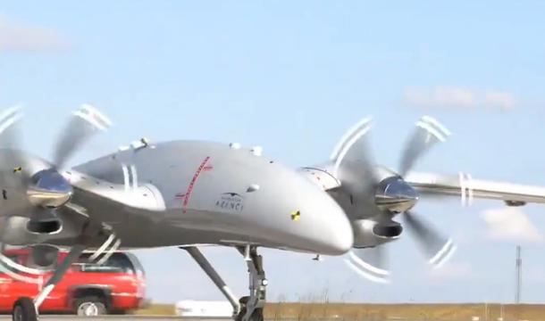 В Турции испытали боевой беспилотник с украинскими двигателями