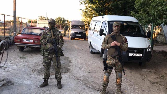Оккупанты пришли с обысками в дома крымских татар