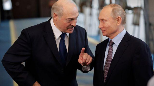 Лукашенко встретится с Путиным