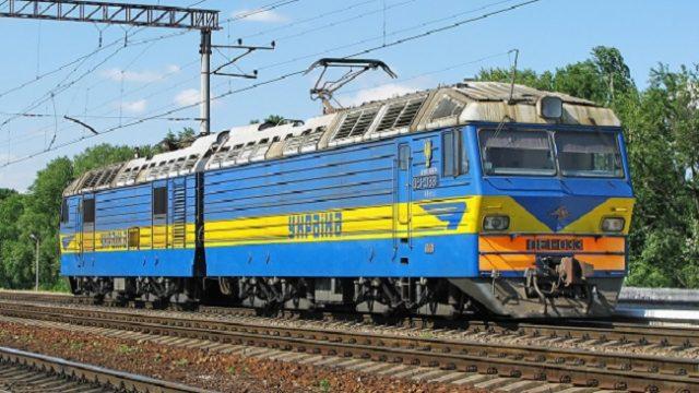 В Украине первая компания получила право использовать частные локомотивы на железной дороге