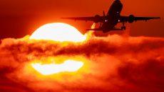 Казахстан возобновил авиасообщение с Украиной