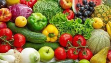 Украина увеличила импорт фруктов и ягод на 23%