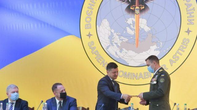 Зеленский представил новоназначенного начальника Главного управления разведки Министерства обороны