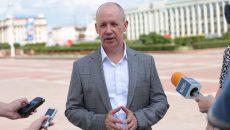 Белорусский политик Цепкало создал в Украине фонд