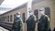 УЗ будет охранять пассажиров в поездах