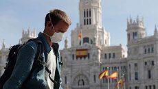 В Испании выявили более 10 тыс. случаев заражения COVID-19