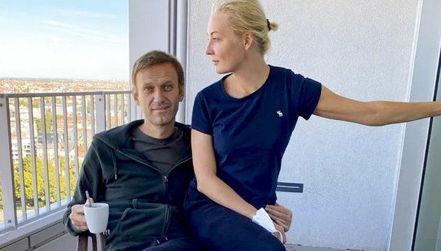 В Германии не могут расследовать отравление Навального
