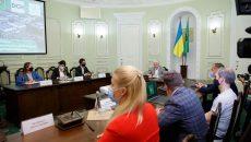 DCH Ярославского презентовала в Харьковском горсовете видение проекта украинской Кремниевой Долины