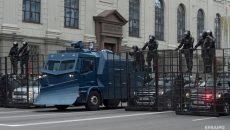 Не менее 100 человек задержаны в Беларуси