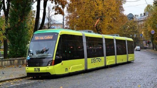ЕИБ выделит Львову кредит на обновление трамвайного парка
