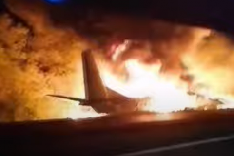 Крушение Ан-26: началась расшифровка черных ящиков
