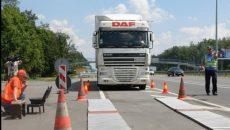 В Украине ввели круглосуточный весовой контроль грузовиков