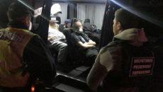 Украинские пограничники задержали группу хасидов, которые незаконно въехали в страну