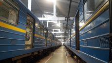 Киев закупит 50 новых вагонов метро