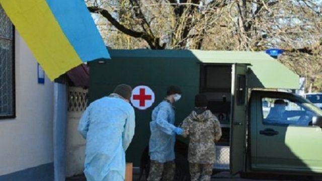 В ВСУ за сутки обнаружили 40 новых случаев коронавируса