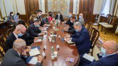 Киев предлагает четкий план достижения мира на Донбассе, - Ермак
