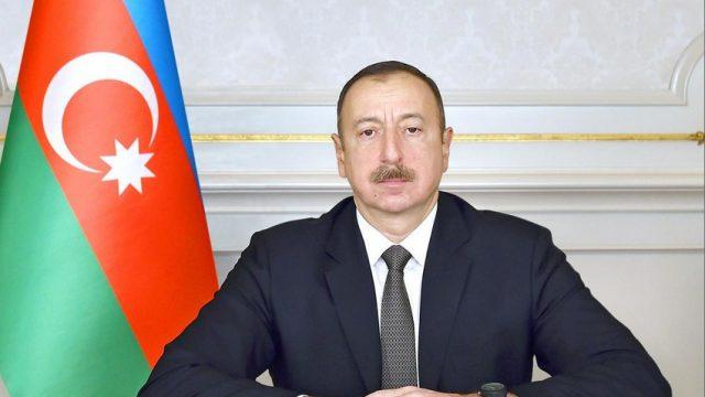 Алиев пригрозил Еревану