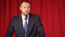 В Раде зарегистрирован проект постановления об увольнении Шкарлета