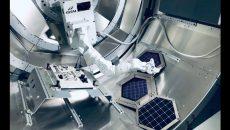 Стартап GITAI планирует запустить автономную роборуку на МКС