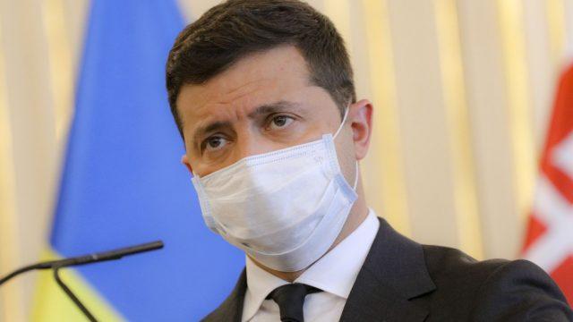 В Украине начнется строительство современного инфекционного института, - Зеленский