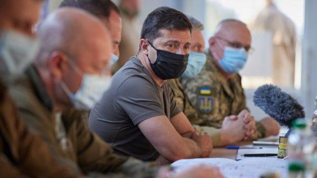 Зеленский провел совещание по вопросам работы ТКГ