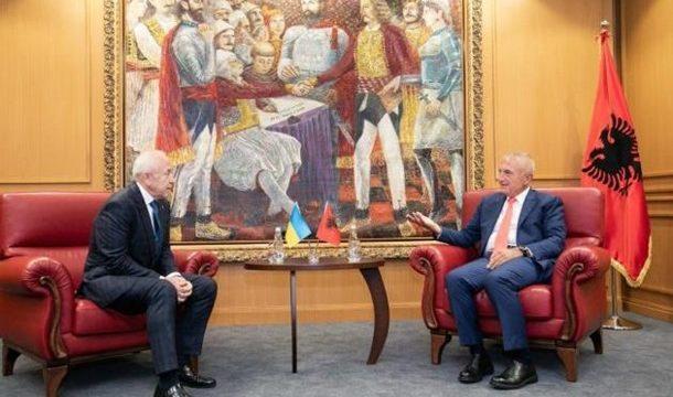 Украина открыла посольство в Албании