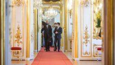 Зеленский обсудил с президентом Австрии Донбасс