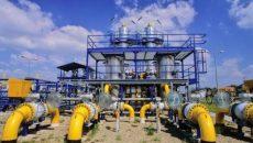 Транзит газа через Украину сократился на 42%