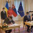 Украина и Словакия подписали соглашение по аэропорту «Ужгород»