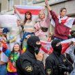 В субботу в Минске проходит акция протеста