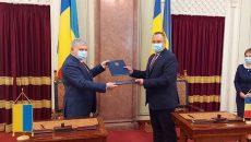 Министры обороны Украины и Румынии провели двусторонние переговоры