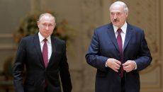 Путин и Лукашенко встретятся 14 сентября