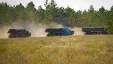 В Украине проходят военные учения «Объединенные усилия – 2020»
