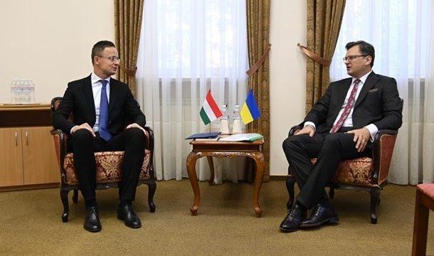 Министры иностранных дел Украины и Венгрии встретятся на Закарпатье