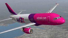 Wizz Air отменил рейсы из Украины