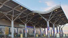 Одесский аэропорт за 9 месяцев сократил пассажиропоток