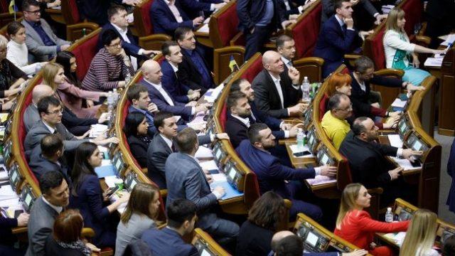 Рада приняла постановление о бесплатных тестах на ковид