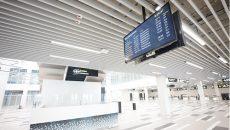 В аэропорту Запорожье планируют открыть новый терминал
