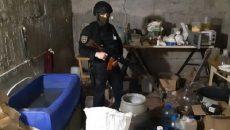 В Запорожской области ликвидировали масштабную схему сбыта наркотиков (ВИДЕО)