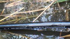 В Одесской области ликвидировали подводный трубопровод