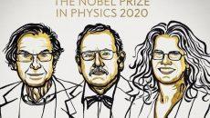В Стокгольме объявили лауреатов Нобелевской премии по физике